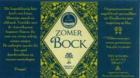 Brewery Lux, Zomer Bock